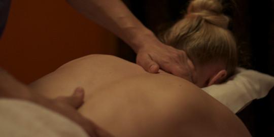 Massaggio rilassante per lei in tutta Italia