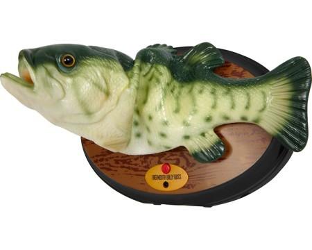 Il pesce canterino animato