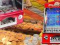 Il mitico gioco dello spingi monete