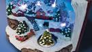 Un magico libro natalizio per creare l'atmosfera