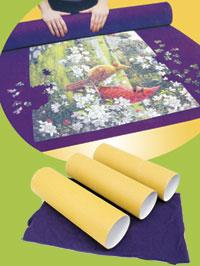 Un comodo kit per gli amanti dei puzzle