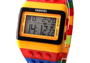 L'orologio da polso in stile Lego