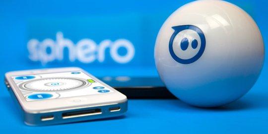 Sphero 2.0, la sfera che si controlla via bluetooth
