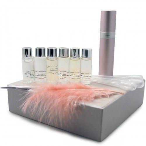 Il kit per creare il tuo profumo