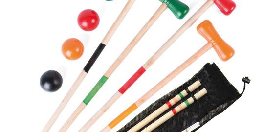 Il set da croquet