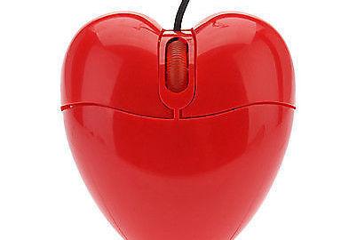 Il mouse cuore