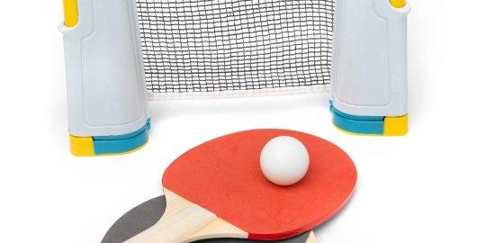 Il ping pong quando e dove vuoi