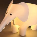 La lampada elefante da personalizzare