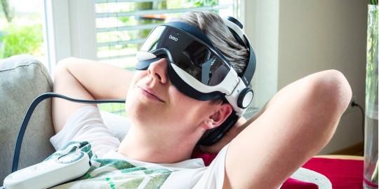 iDream, il tuo massaggia testa personale