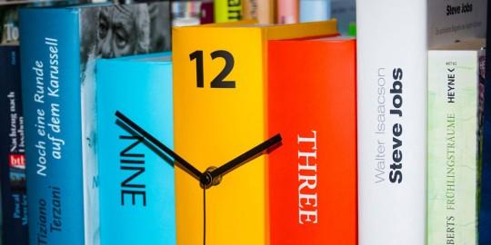L'orologio libri