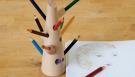 Un albero porta matite
