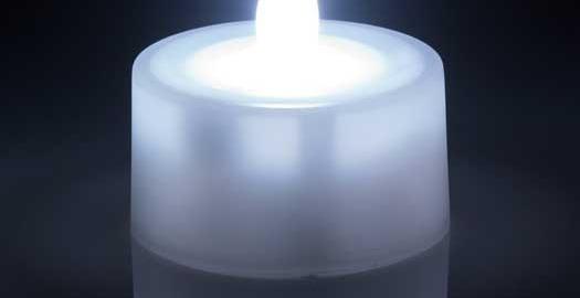 La candela artificiale