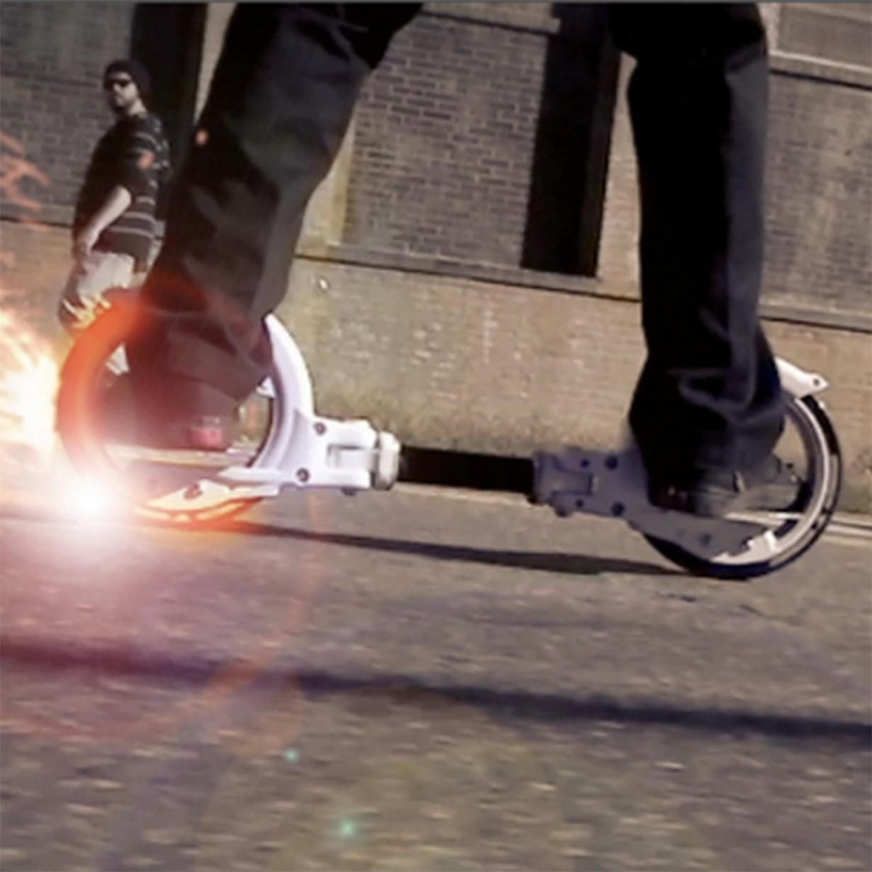 Ma dove vai se lo Skatecycle non ce l'hai?