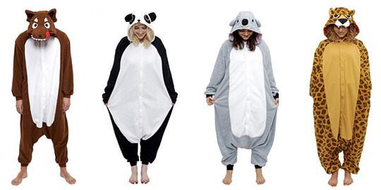 """Un pigiama """"animalesco"""""""
