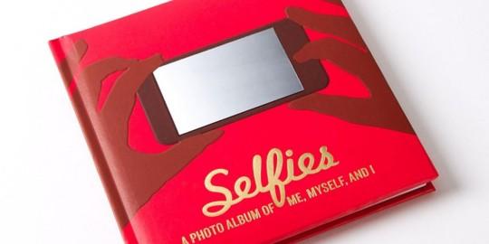 L'album per i selfie