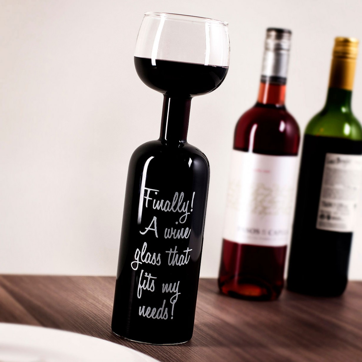 Il bicchiere bottiglia