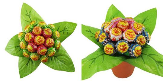 Un goloso bouquet di Chupa Chups