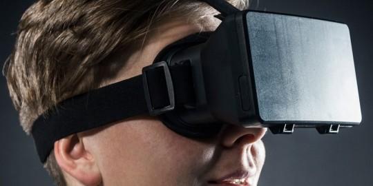 Realtà virtuale per smartphone