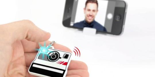 Il telecomando per selfie