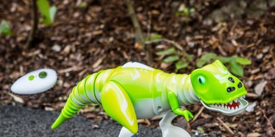 Cyber Dino, il T-Rex robot