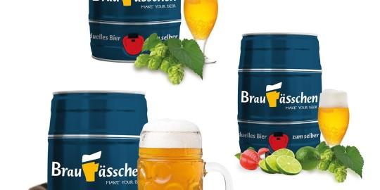 Un pratico set per fare la birra in casa