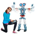 Meccanoid, il Robot in kit di montaggio
