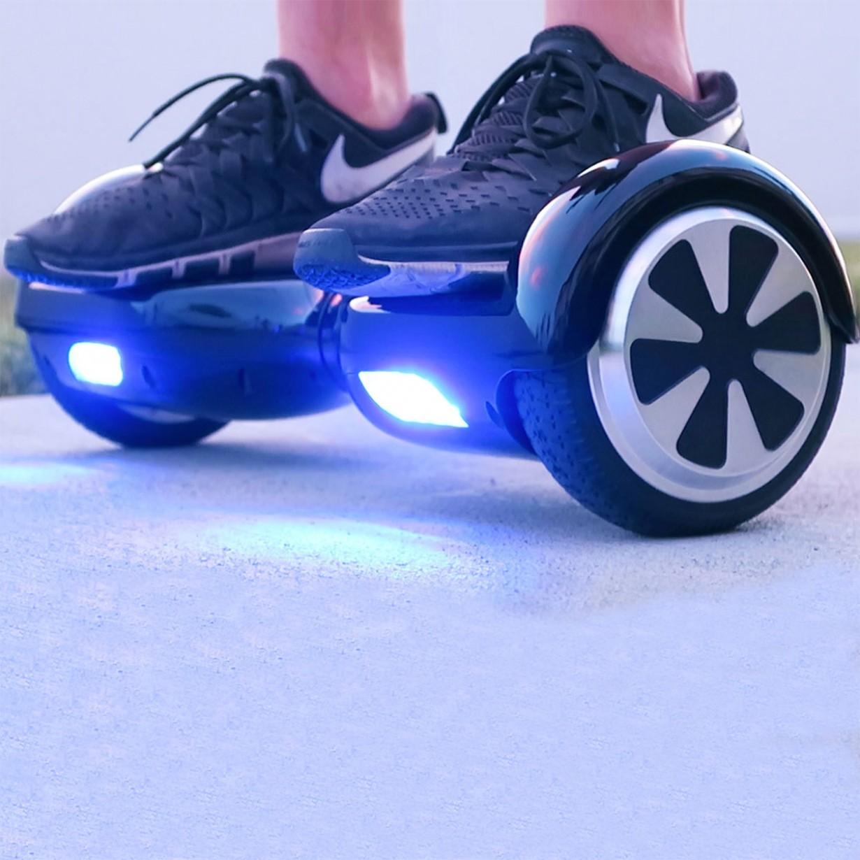 Lo skate elettrico