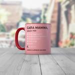 La tazza cara Mamma grazie per