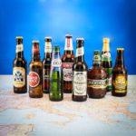 Set di birre europee