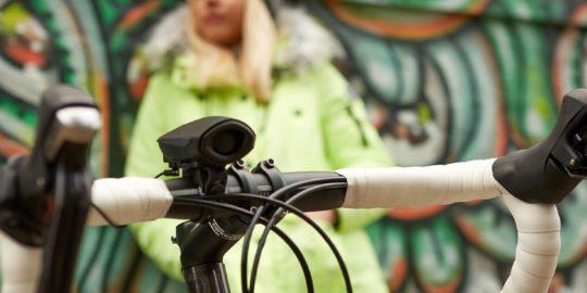 Non usate quel clacson... da bici