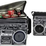 La borsa termica stereo