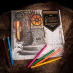 Un libro da colorare di Game Of Thrones