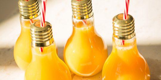 I bicchieri lampadina